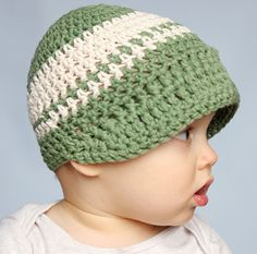 Awesomely cute hat.