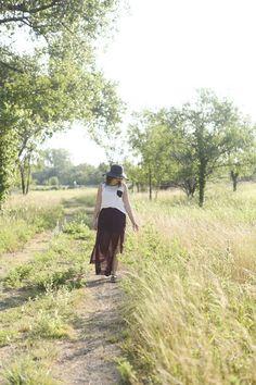 This maxi skirt is so darn cute! #maxiskirt #fashion #summer #style #wiww #ootd #maxi #skirt