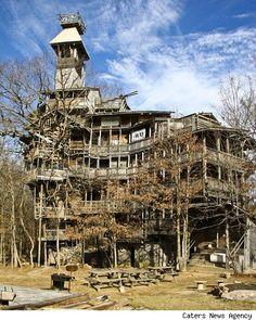 World's Largest Treehouse, Crossville, TN