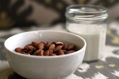 If You Buy Almond Milk Instead of Making It From Scratch, You're Doing It Wrong
