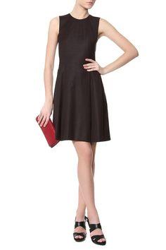 el perfecto vestido negro by Hugo Boss