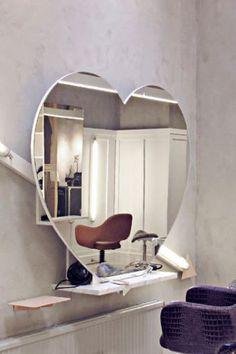 Heart mirrors
