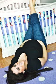 Maternity photo by Michele L :)