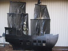 the Black Pearl craft