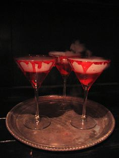 Spirit halloween contest...boo!!!:)(veronica d) Deadly Martini {love manor}