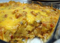 that's some good cookin': King's Ranch Chicken Casserole