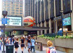 Madison Square Garden #NYCLove