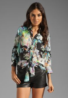 loving the top #print