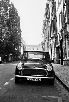 Classic Mini mk II by byrdtt