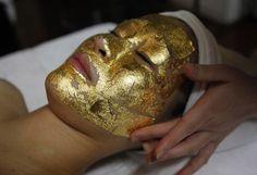 Oro para lucir una piel única