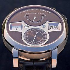A.Lange & Sohne timepiece
