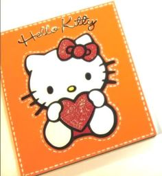 Hello Kitty de goma eva