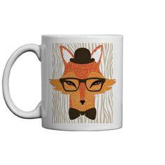 Hipster Fox? YES #cgnewyear #cgwishlist