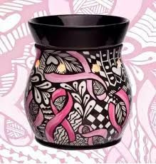 RIBBONS OF HOPE Charitable Warmer for the Fall/Winter 2014 Scentsy Catalog~ Part of the proceeds go towards Breast Cancer Research ~ ORDER ONLINE/SHIPS DIRECT https://spollreisz.scentsy.us