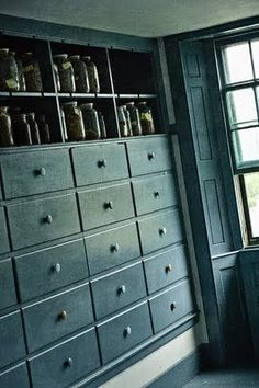Beautiful Shaker drawers