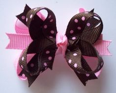 images of hair bows for little girls | Make Hair Bows 300x241 How to Make Hair Bows