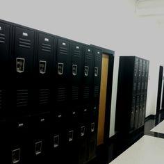 Lockers@Sibley. Ithaca, NY.