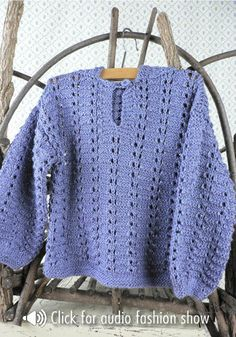 Free Knitting Patterns For Childrens Clothes : Knitted baby/toddler sweaters on Pinterest Baby Sweaters, Baby Cardigan and...