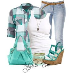 Would you wear this fab outfit?