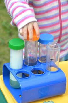 Find out which solids dissolve in water in this fun activity #Science