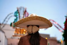 "Mexico's national sport: ""Charreria"""