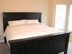 Farmhouse Bed California King