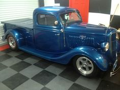 1935 Ford Pickup Hot Rod Classic Truck