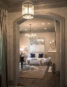 """Paint Color The trim is """"SW 7043  Worldly Gray"""" and walls/ceiling are """"SW 7042 -Shoji White"""" #PaintColor"""