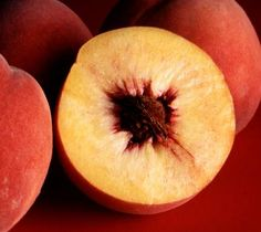 Peaches in White Wine: A simple, refreshing summer dessert!