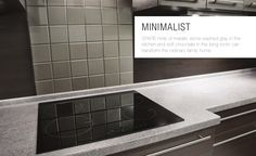 Go Minimalist, Go Stylish! #interiordesign