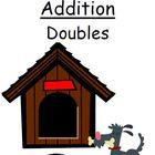 """FREE Center Game Math Addition """"Doubles"""" Concept ~Over 50 Pages ~By www.FernSmithsClassroomIdeas.com"""