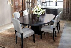 Leighton large dining table from Arhaus