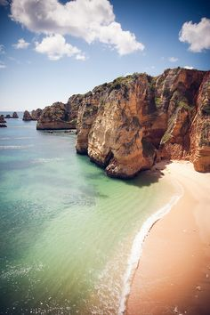 The beaches of Lagos | Portugal (by Chris Ford)