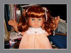 I love zapf dolls....looks like one of mine!