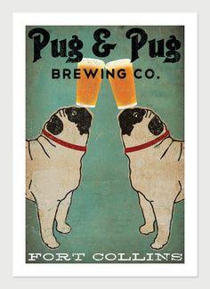 Pug & Pug