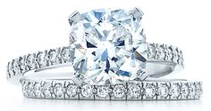 Tiffany Novo Engagement Ring