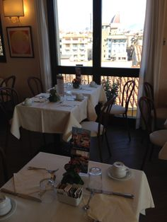 Breakfast at Pitti Palace al Ponte Vecchio - Florence
