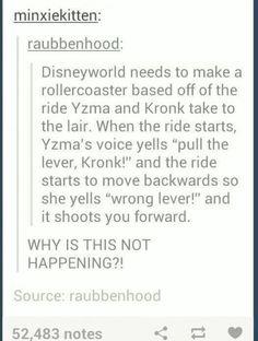 Funny Tumblr Posts #DisneyWorld