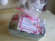Teacher Appreciation Week: Gift Ideas DIY Pedicure Kit