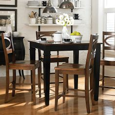 """38"""" Square Dining Table"""