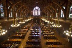 Harvard University - Annenberg Hall