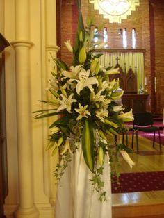 church arrangement