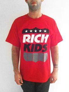 RK PROPAGANDA (red) by Rich Kids Brand