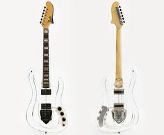 beach boy, guitar fetish, fender guitars, lucit, instrument