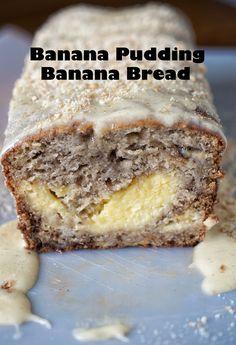 Banana Pudding Banana Bread