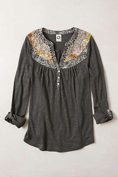 Anthropologie - Love this in all the colors it comes in!