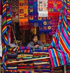 Textiles, Guatemala