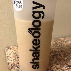 Banana Bread Shakeology Recipe made with the NEW vanilla Shakeology!