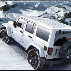 Jeep Wrangler Unlimited - Next Jeep ;-)