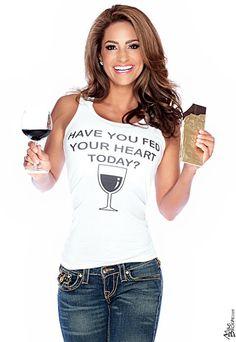 Wine and Chocolate!